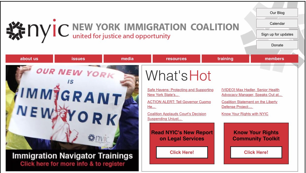 Immigration Arrests Up 40%: Advocates Demand City Increase Budget for Legal Services