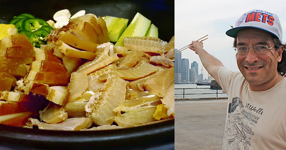 Korean Fermented Skate is the Most Challenging Thing Joe DiStefano Ever Ate