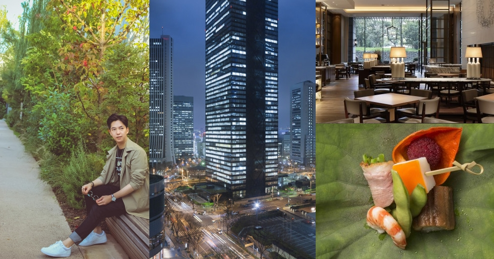 Luxury And Relaxing Experience In Tokyo