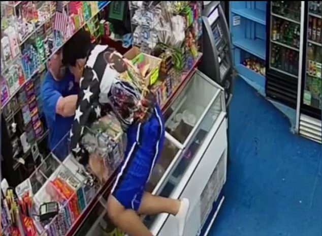 New video shows Bronx bodega owner 'trying to hide teen from killer gang'