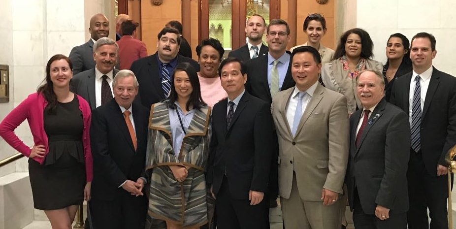 New York State Asian Pacific American Task Force Founders Kim and Niou Welcome Former Head of AAFE as New Executive Director
