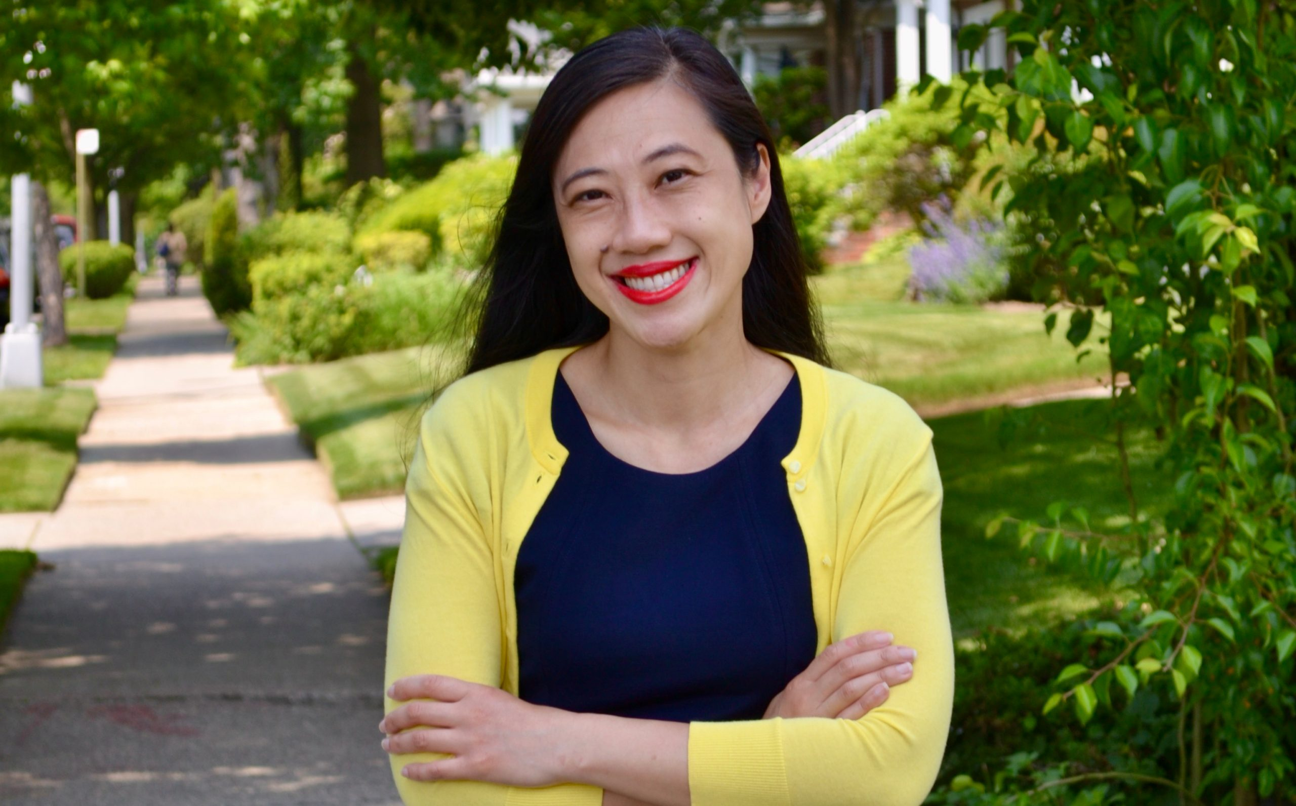 Longtime Flushing Resident Sandra Ung Announces Candidacy for the 20th City Council District